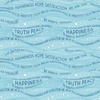 Windham Fabrics Be Mindful Waves Spa