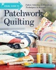 Visual Guide to Patchwork and Quilting