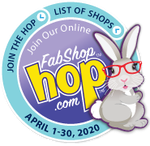 April 2020 Shop Hop Bunny