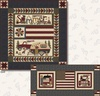 Spirit of America I Free Quilt Pattern