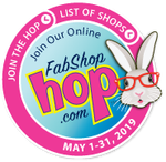May 2019 Fab Shop Hop Bunny