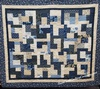 Singing The Regency Blues Quilt