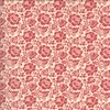 Moda Fabrics La Rose Rouge Feligonde Pearl Faded Red