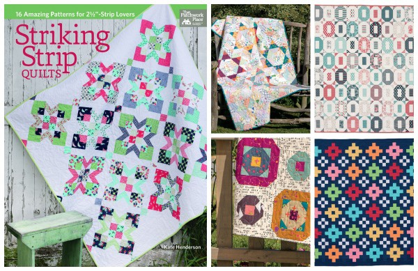 Striking Strip Quilts by Martingale Publishing