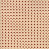 Moda Star and Stripe Gatherings Border Stars Tan/Red