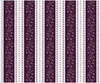 Maywood Studio Amour Border Deep Plum