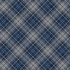 Windham Fabrics Gina Diagonal Plaid Denim