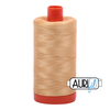Aurifil Thread Ocher Yellow