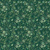 In The Beginning Fabrics Garden Delights III Delicate Blooms Teal