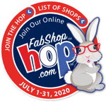 July 2020 Shop Hop Bunny
