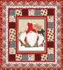 Timber Gnomies I Free Quilt Pattern