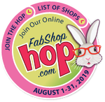 August 2019 Shop Hop Bunny