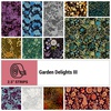 Garden Delights III Strip Roll by In the Beginning Fabrics