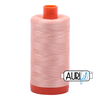 Aurifil Thread Blush Pink