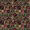 In The Beginning Fabrics Garden Delights III Hexagons Magenta