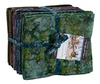 Splendor Batiks Fat Quarter Bundle by Moda
