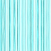 Quilting Treasures Sweet Caroline Stitched Stripe Turquoise