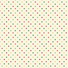 Andover Fabrics Twelve Days of Christmas Multi Dot