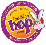 November 2019 Shop Hop Bunny