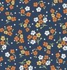 Maywood Studio Carnaby Street Flowers and Dots Navy