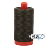 Aurifil Thread Dark Green