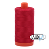 Aurifil Thread Red