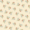 Henry Glass Fabrics Tarrytown Tiny Spray Cream
