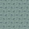 Andover Fabrics Bed of Roses Sage Teal