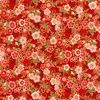 Robert Kaufman Fabrics Imperial Small Floral Red