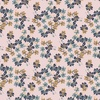 Camelot Fabrics Berry Blossoms Packed Blossoms Pink
