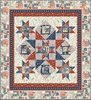 Land of Liberty Stars Free Quilt Pattern