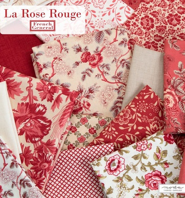 La Rose Rouge by Moda