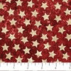 Northcott Stonehenge Stars and Stripes Stars/Red