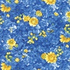 Moda Summer Breeze 2019 Flower Patch Sky/Yellow