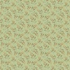 Andover Fabrics Bed of Roses Lily of the Valley Mint