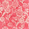 Anthology Fabrics Mary Inman Batik Field Pink