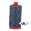 Aurifil Thread Medium Grey