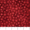 Northcott Stonehenge Stars and Stripes Stars Red