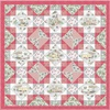 Roam Sweet Home Cozy Camping Pink Free Quilt Pattern