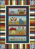 Colorful Cats - Alfred's Friends Free Quilt Pattern