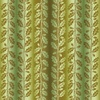 In The Beginning Fabrics Our Autumn Friends Leaf Stripe Olive