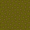 Henry Glass Autumn Is Calling Circle Dots Green