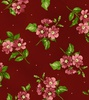 Maywood Studio Lexington Small Floral Red