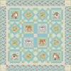Forest Friends Free Quilt Pattern