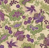 Maywood Studio Aubergine Elegant Paisley Antique