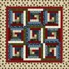 A Very Wooly Winter Cabins Free Quilt Pattern
