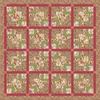 Autumn In Bluebell Wood I Free Quilt Pattern