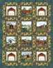 Covered Bridges II Free Quilt Pattern
