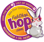 November 2020 Shop Hop Bunny