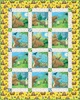 Adventures of Bear and Friends - Bear Counts Free Quilt Pattern